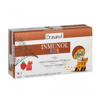 inmunol kids 14 viales el herbolario bio saludable